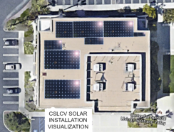 CSLCV SOLAR INSTALLATION VISUALIZATION